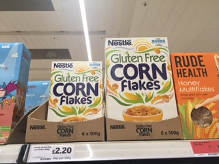 Do cornflakes have gluten