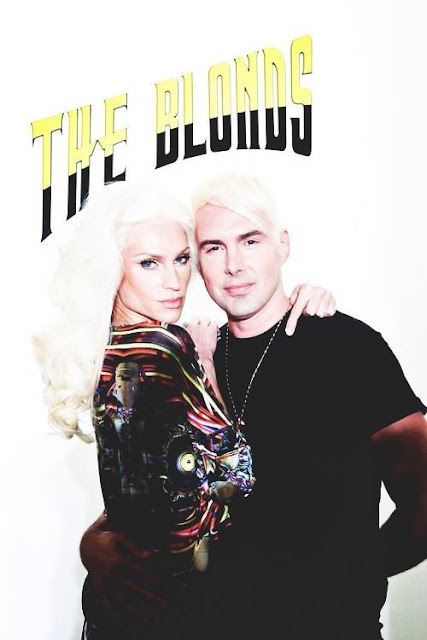 Heavy on fashion interview The Blonds