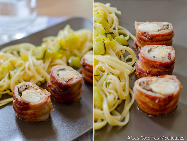 recette rables lapin romarin