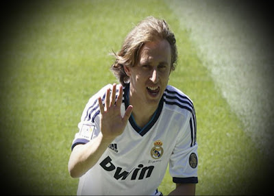 Modric: Thankful for the fans of Real Madrid