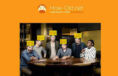 Microsoft How-Old.net Guesses How Old You Look