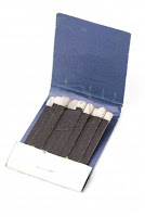 Single matchbook