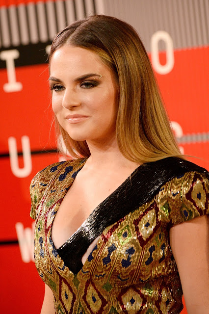 Actress, Singer @ Joanna Jojo Levesque  - 2015 MTV Video Music Awards in LA