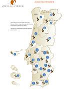 . neste que é um teste ao seu conhecimento sobre os vinhos e produtores . (mapa de portugal regi es imagem )