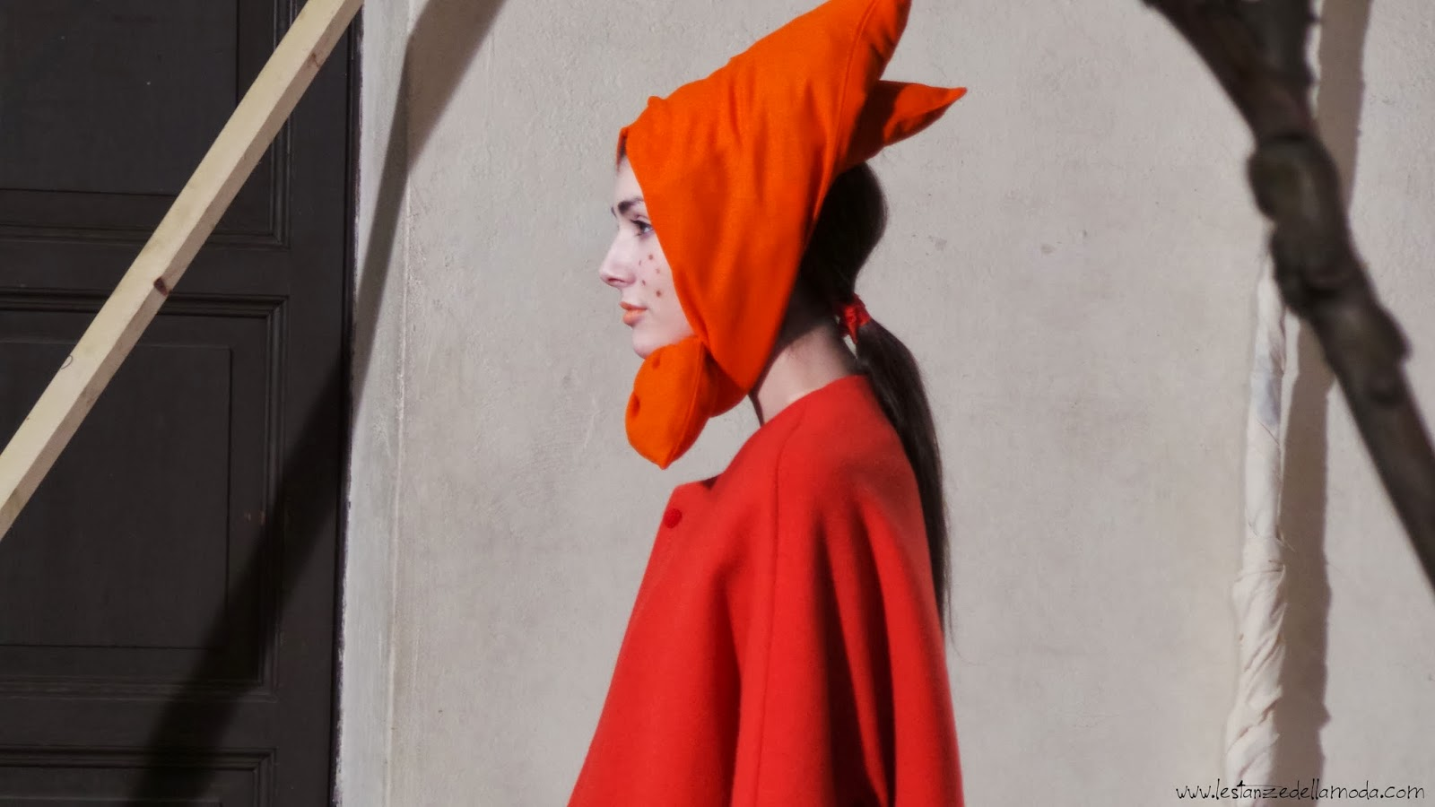 daniela gregis, autunno inverno 2014/2015, milano fashion week