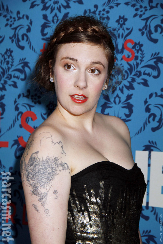 Lena_Dunham_shoulder_tattoo | Artwork - 156.8KB
