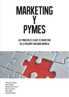 Libro Marketing y Pymes . Esmeralda Diaz-Aroca y otros autores
