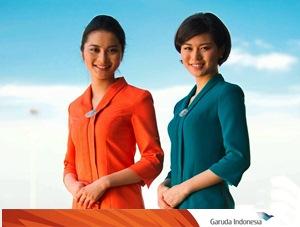 Pramugari Garuda Indonesia