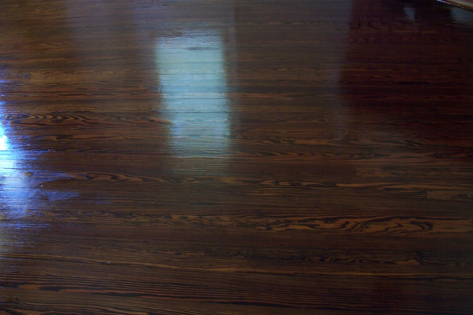 Dark Walnut Stain On Pine Welcome — new post has been published on ...