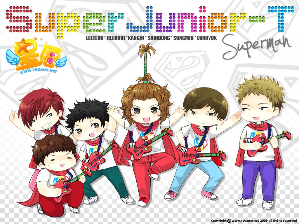 blog just for fun from vany-fun: Kartun BoyBand Korea