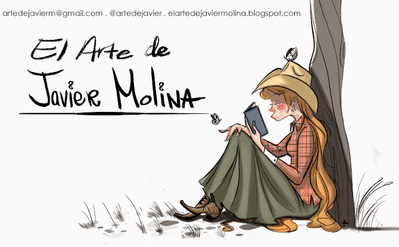 El Arte De Javier Molina