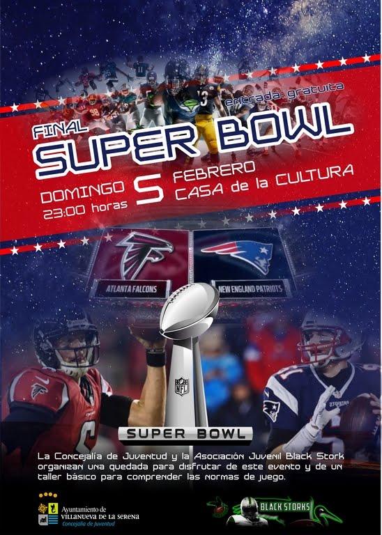 Final de la Super Bowl