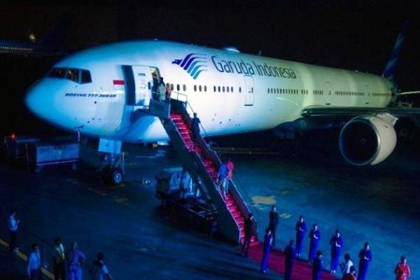 Garuda Indonesia Boeing 777-300ER. ZonaAero