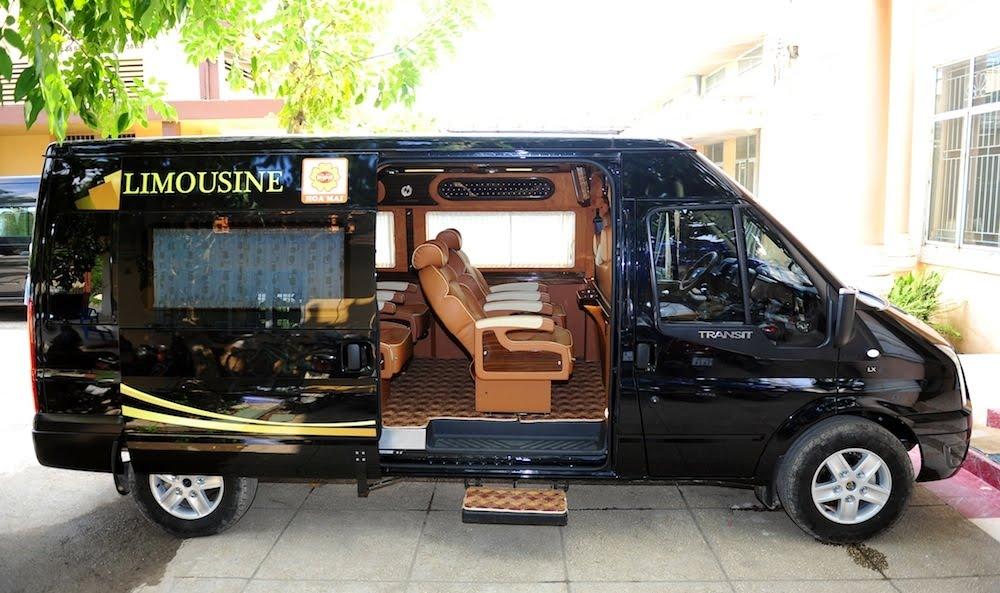 Sapa Limousine Bus 16 seats