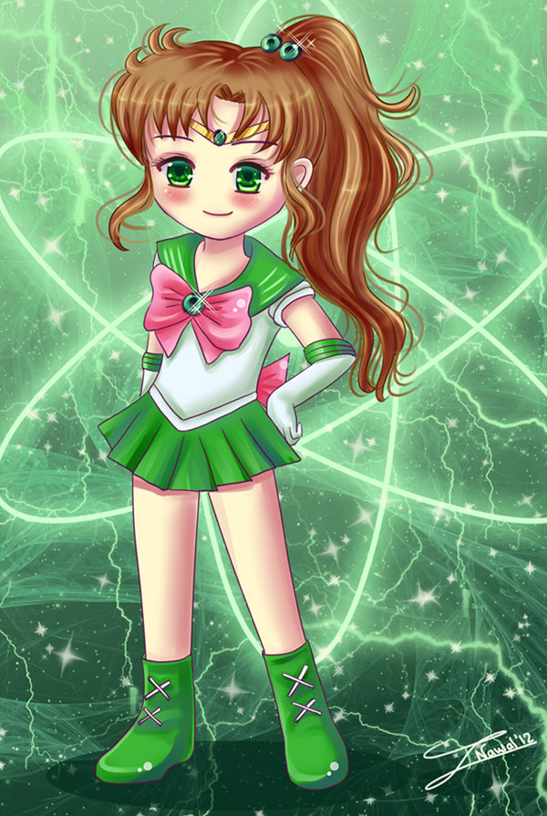 Chibi Sailor Jupiter por Nawal