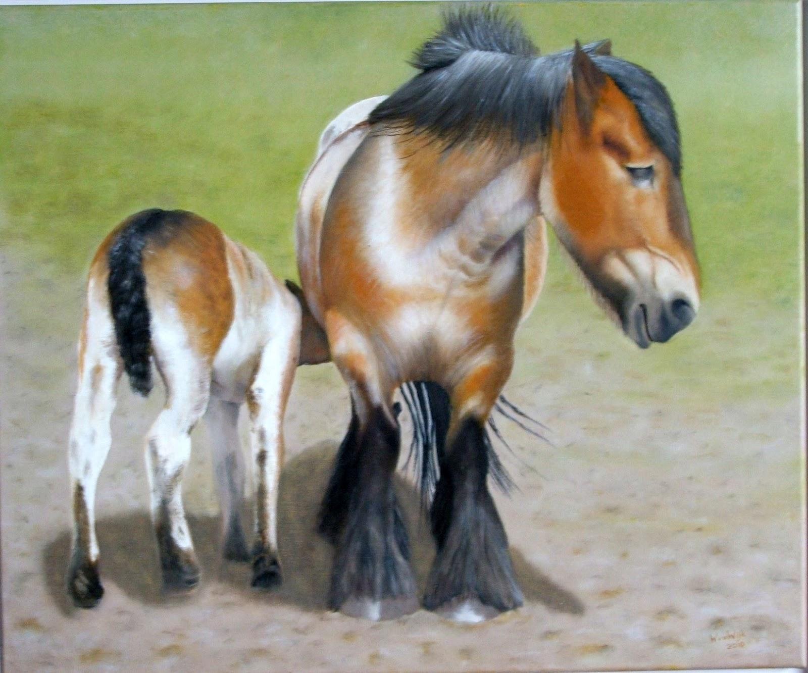 Galerie mildam expositie realistische schilderijen - Entree schilderij ...