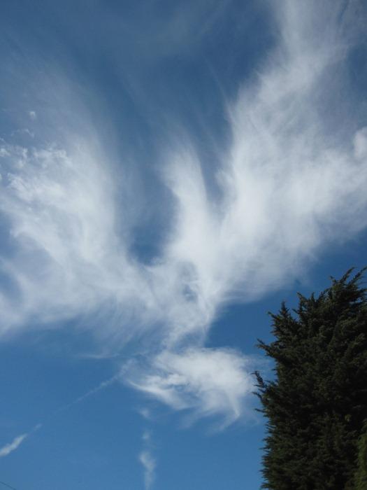 Những bức ảnh chụp mây lạ lùng và khó tin