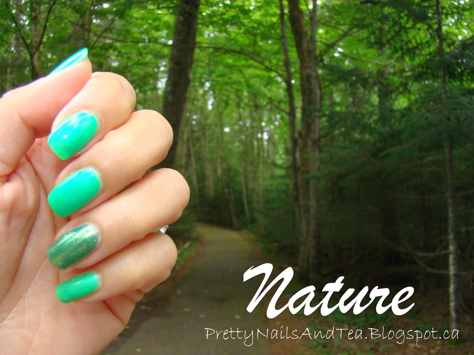 GreenNails | Nature | Pretty Nails And Tea