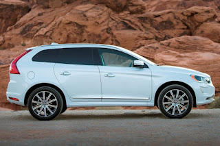 2015 All New Volvo XC60 Performance side view