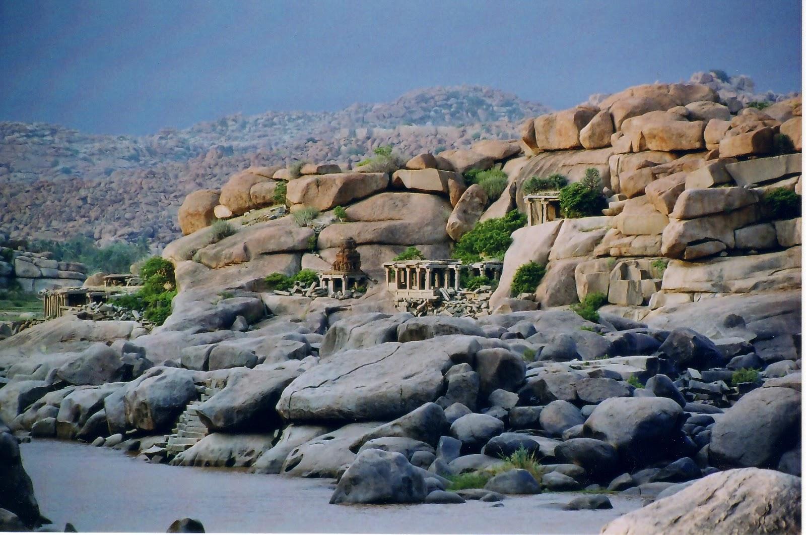 Hampi Cultural And Historical Place Of Karnakaka India Tourism