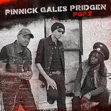 Pinnick Gales Pridgen - pgp - album - cover