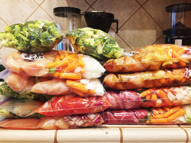 A foodie's take on freezer meals