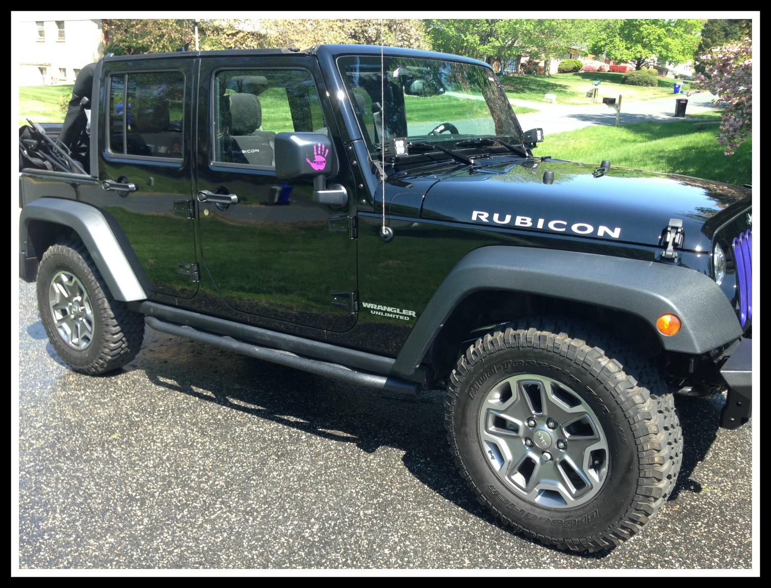 Jeep Momma - Blog: My Jeep Finally has a Name