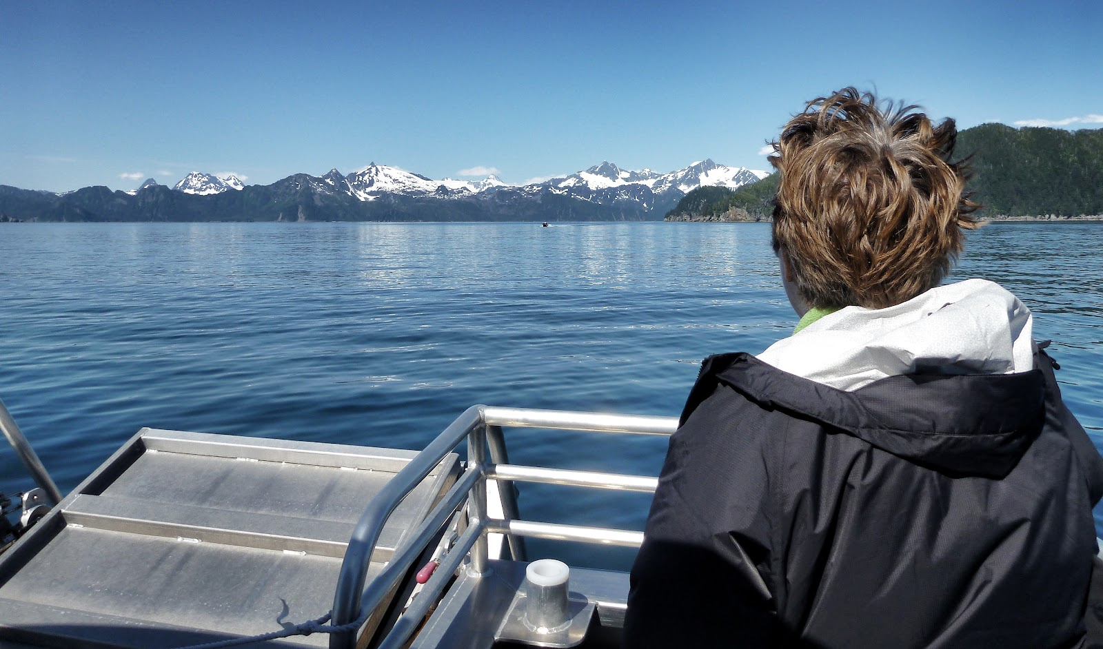 On the Way to the Kenai Peninsula, #alaska #resurrectionbay #kenai 2013