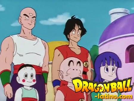 Dragon Ball capitulo 131