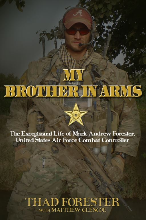 combat control net mark forester 39 s biography now available for pre