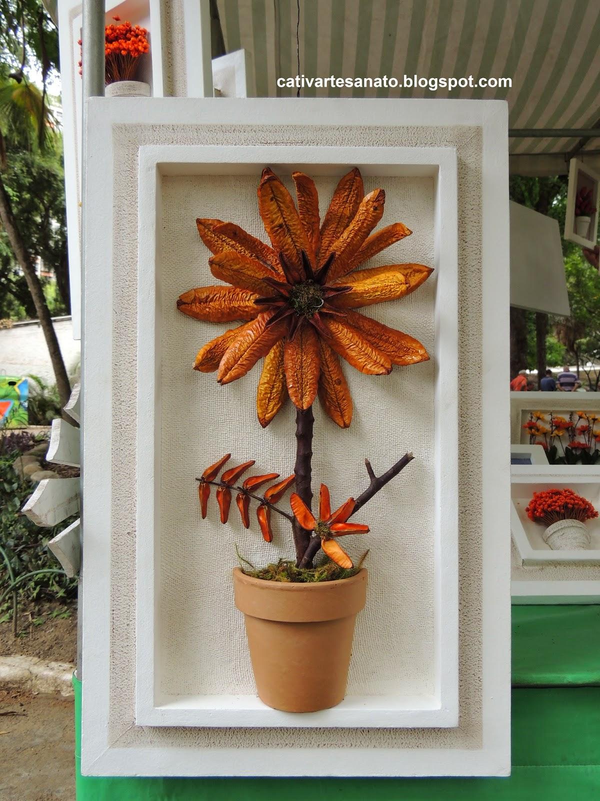 Armario Rinconera Conforama ~ cativa artesanato Artesanato com sementes Campo de S u00e3o Bento em Niterói