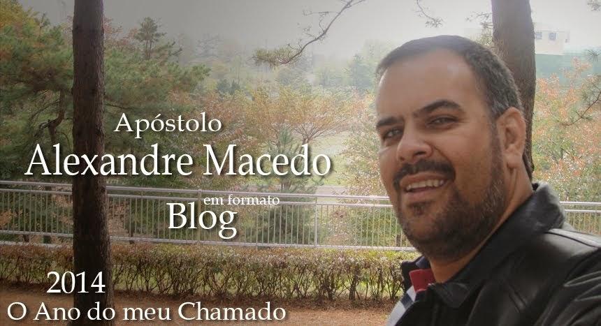 Ap. Alexandre Macedo
