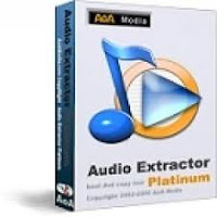 Memisahkan Audio / Lagu / Music dari Video dengan Audio Extractor 1.2