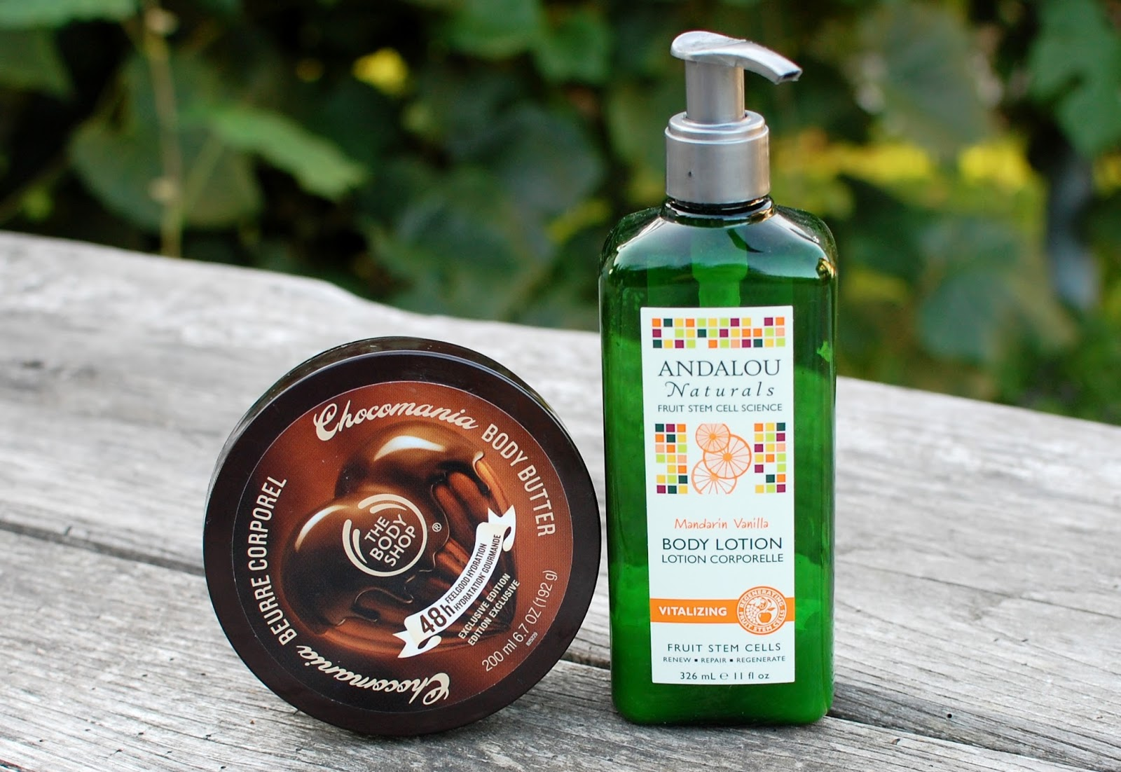 Andalou Naturals, The Body Shop