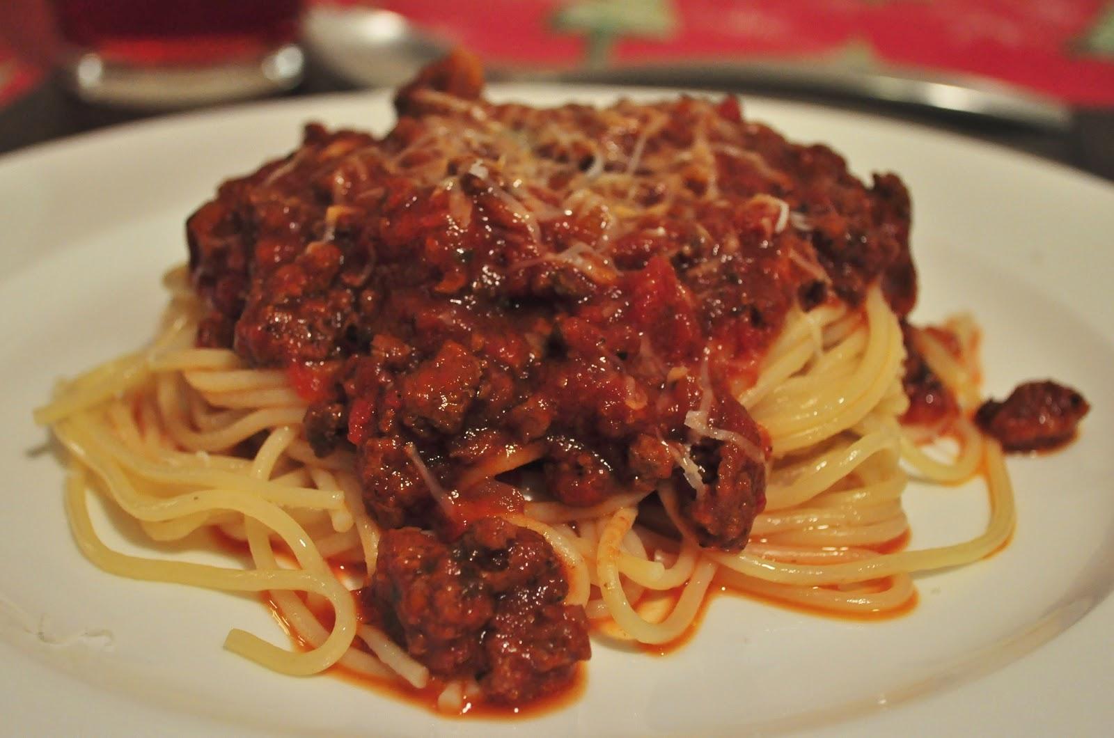 quick spaghetti sauce nanny s spaghetti sauce divine spaghetti sauce ...