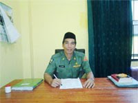 Kepala KUA Sombaopu