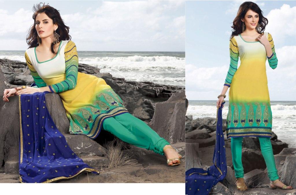 REGIA Y FASHION: GAURANG Kurti Pajama Collection 2013 for Women