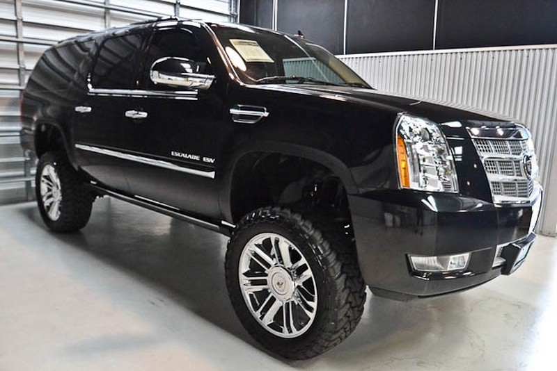 2012 Cadillac Escalade Platinum For Sale >> Truck Conversions For Sale 2010 Cadillac Escalade Platinum Lifted Suv