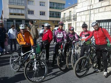 Carrera en Villanubla. 21.10.2012