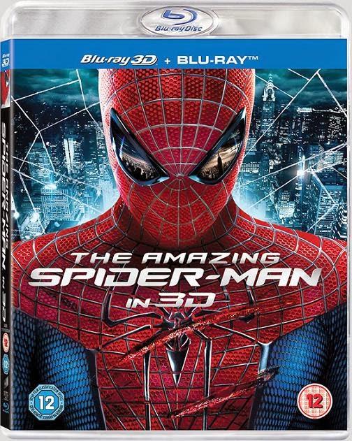The Amazing Spider-Man 3D (2012) 1080p BRRip 3D SBS 3.2GB mkv Dual Audio AC3 5.1 ch