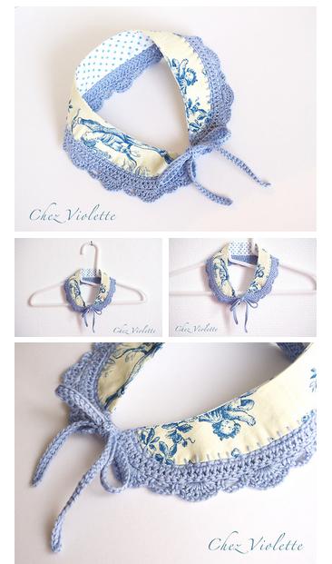 Col claudine par Chez Violette