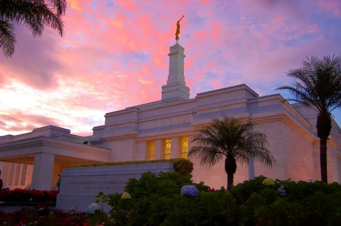 Costa Rica, San Jose Temple