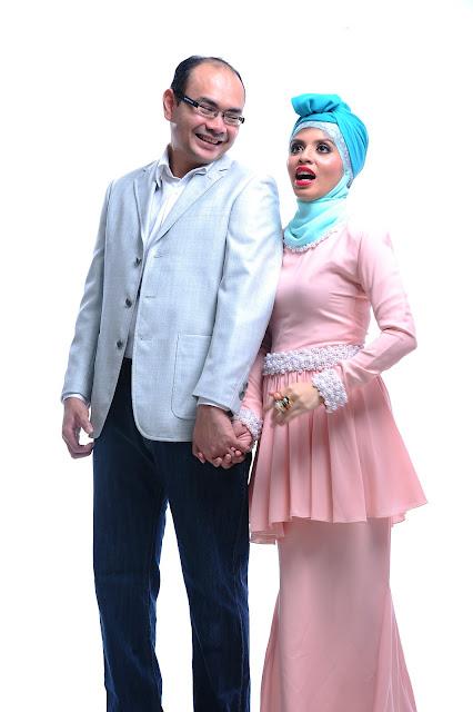 Biozone top agent CDM Adibah Karimah and DDM Dr Hasbi by hafiz