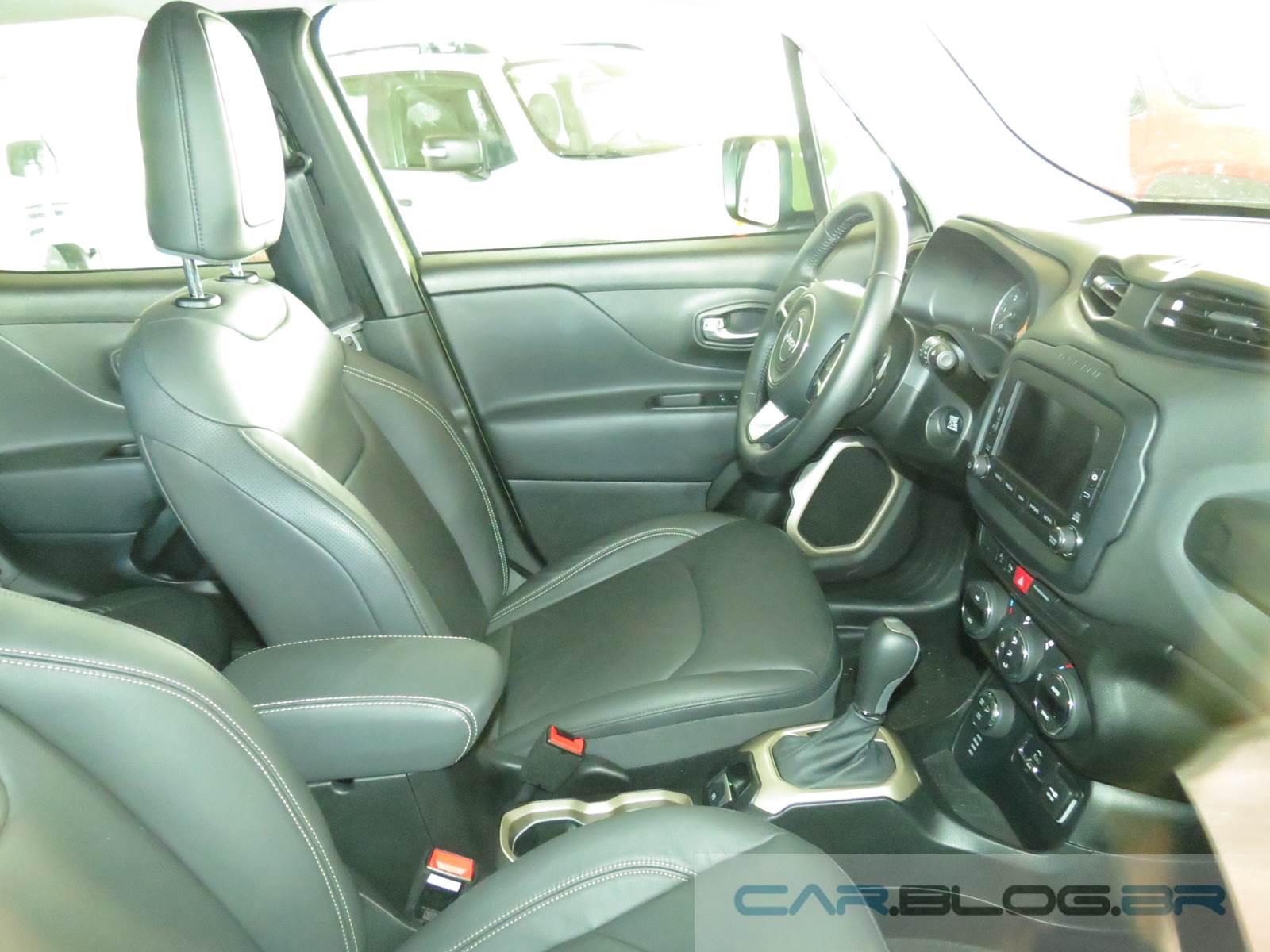 Jeep Renegade Sport 2016 Flex - Preço