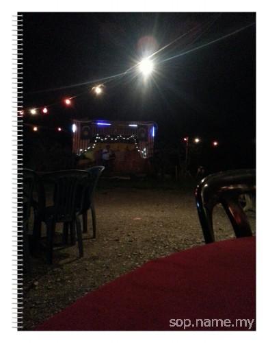 Restoran dengan hiburan karaoke di Port Dickson