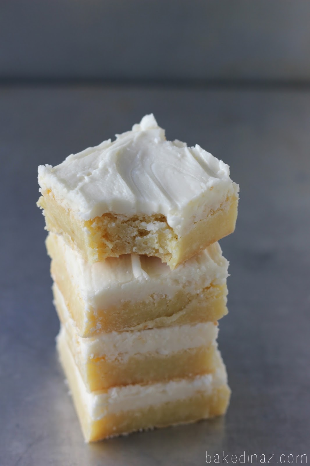 white chocolate chips is the secret to these amazing vanilla brownies ...