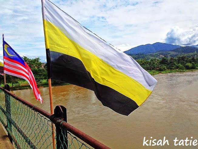 victoria bridge, perak