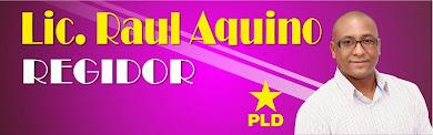 RAUL AQUINO REGIDOR PLD