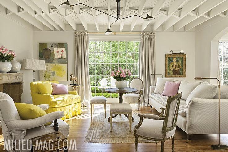 Home Of Dallas Designer Shannon Bowers Interior Design By Image Via Pinterest Milieu Spring 2014