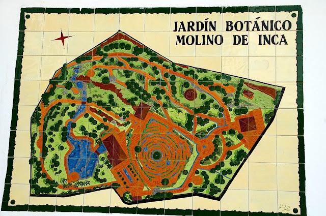 Bretones Fotos: Jardín Botánico Molino de Inca (Torremolinos, Málaga)